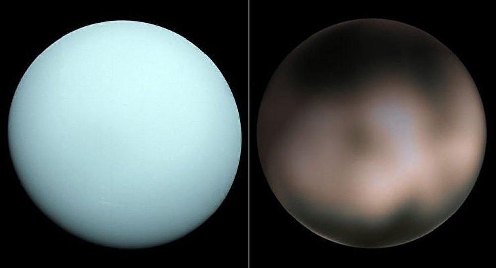 Les géants glacés du Système solaire