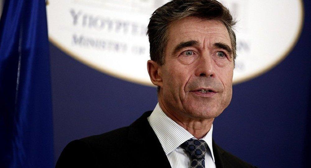 Ukraine : le secrétaire général de l'OTAN condamne le bain de sang