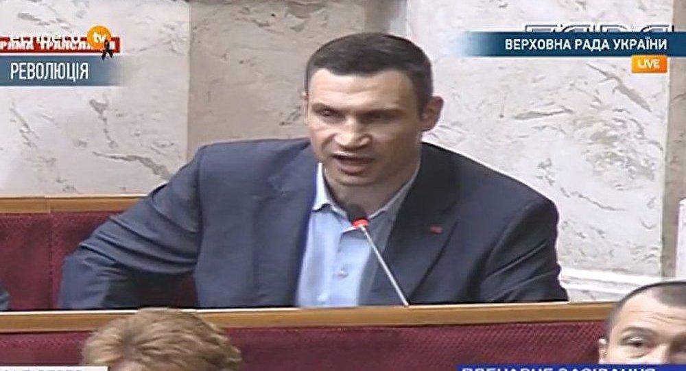 Klitchko est prêt pour accord avec Ianoukovitch si Maidan approuve cette décision (magazine)