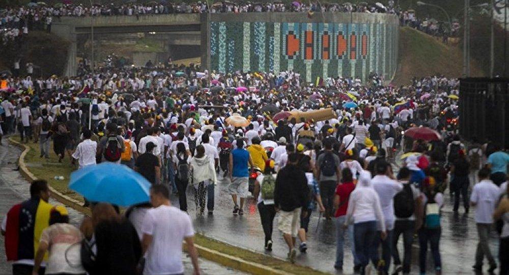 8 personnes tuées lors des affrontements au Venezuela