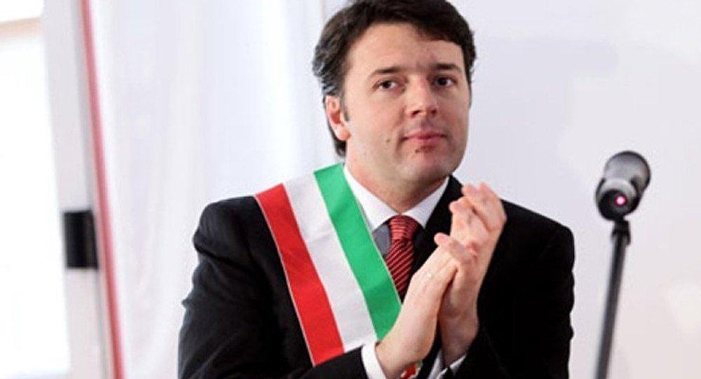 Matteo Renzi accepte de former le nouveau gouvernement italien