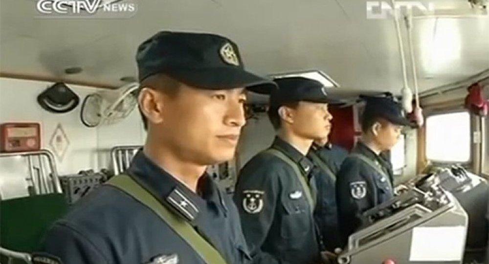 L'Australie et l'expansion militaire chinoise