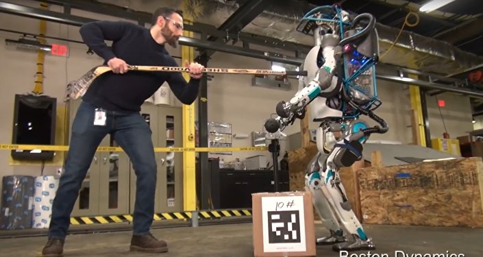 Un robot de Boston Dynamics