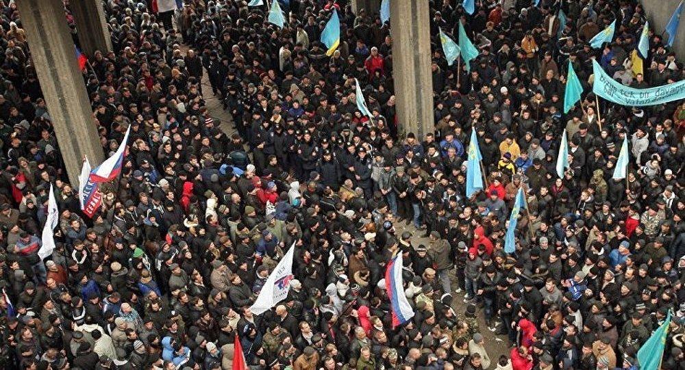 Crise en Ukraine. Suivez les événements de dimanche EN DIRECT