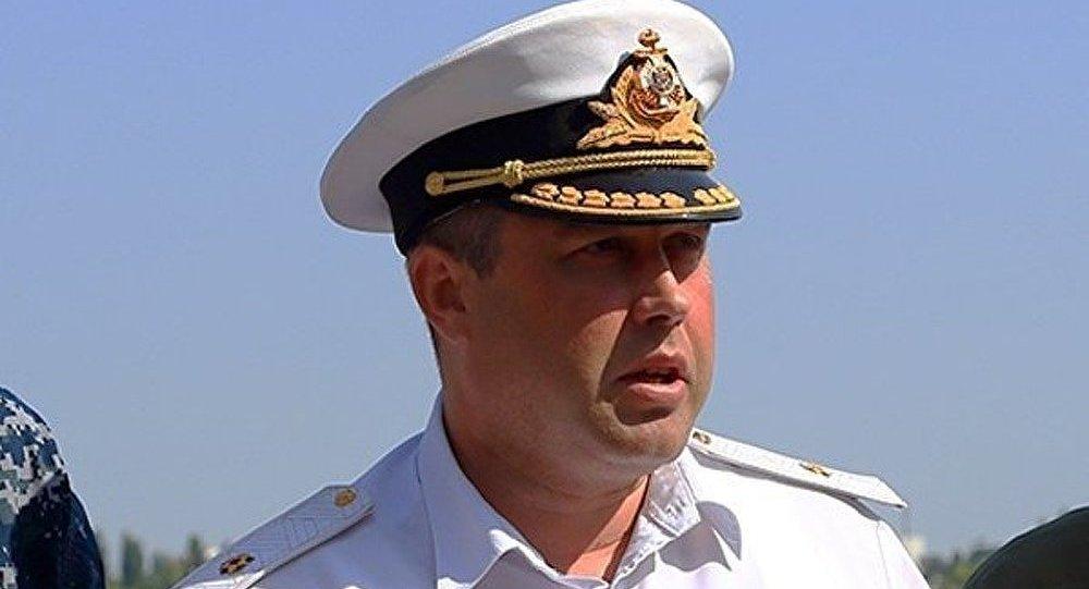 Le commandant de la marine ukrainienne a prêté allégeance à la Crimée