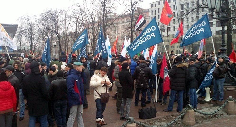 La Russie est solidaire du peuple de l'Ukraine