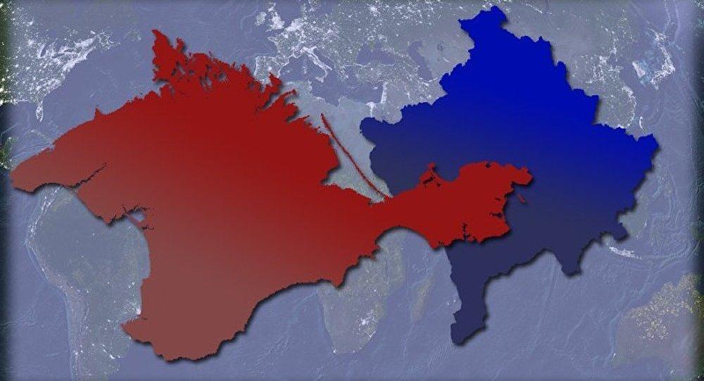 Crimée et Kosovo : points communs et différences
