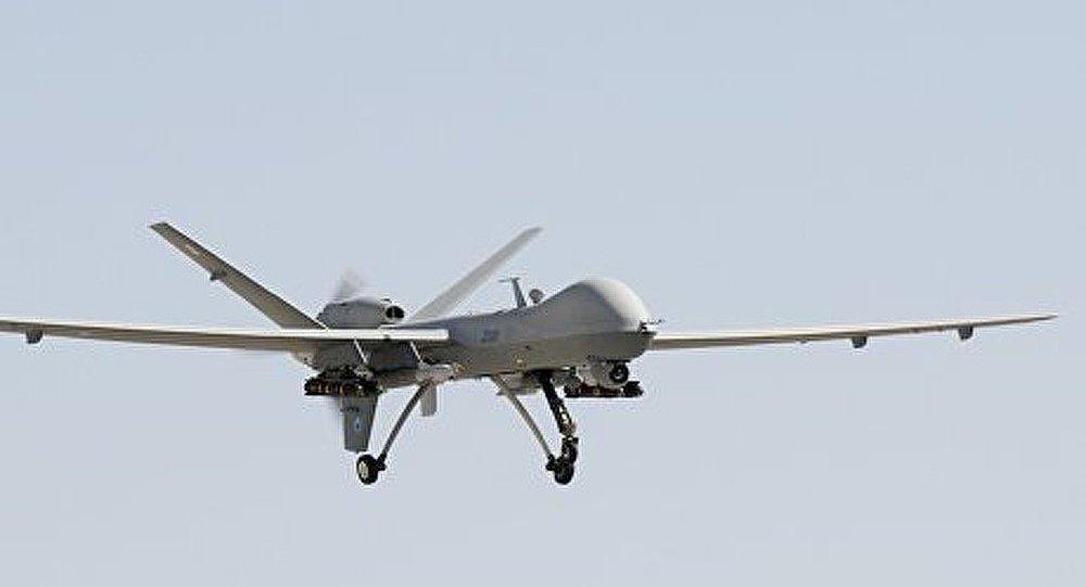 Un drone américain a été intercepté en Crimée