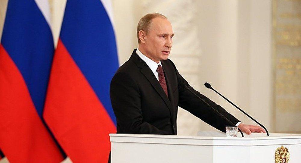 Allocution du Président Vladimir Poutine sur l'intégration de la Crimée à la Russie (Texte intégral+vidéo)