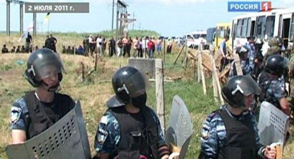 Crimée : le salaire des policiers va doubler