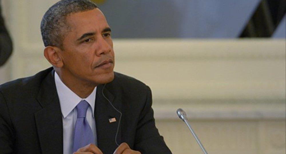 Les revenus de Barack Obama ont baissé d'un cinquième en 2013