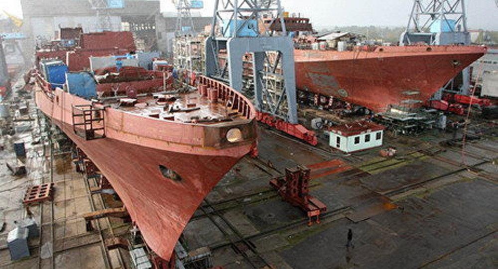 Un programme de construction navale jusqu'en 2050 sera développé en Russie (Russie)