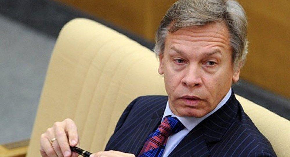 Le dialogue entre l'APCE et la Russie après les sanctions est peu probable (Pouchkov)
