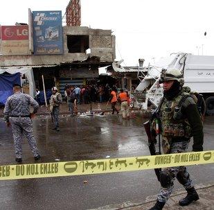 Attentat à Bagdad