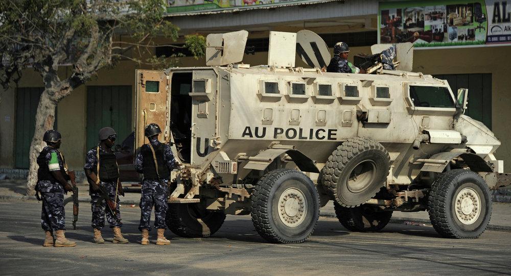 Forces de sécurité somaliennes (photo d'archive)