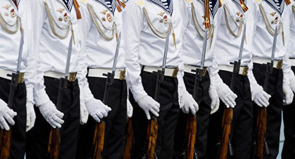 France : 400 marins russes suivront une formation à Saint-Nazaire