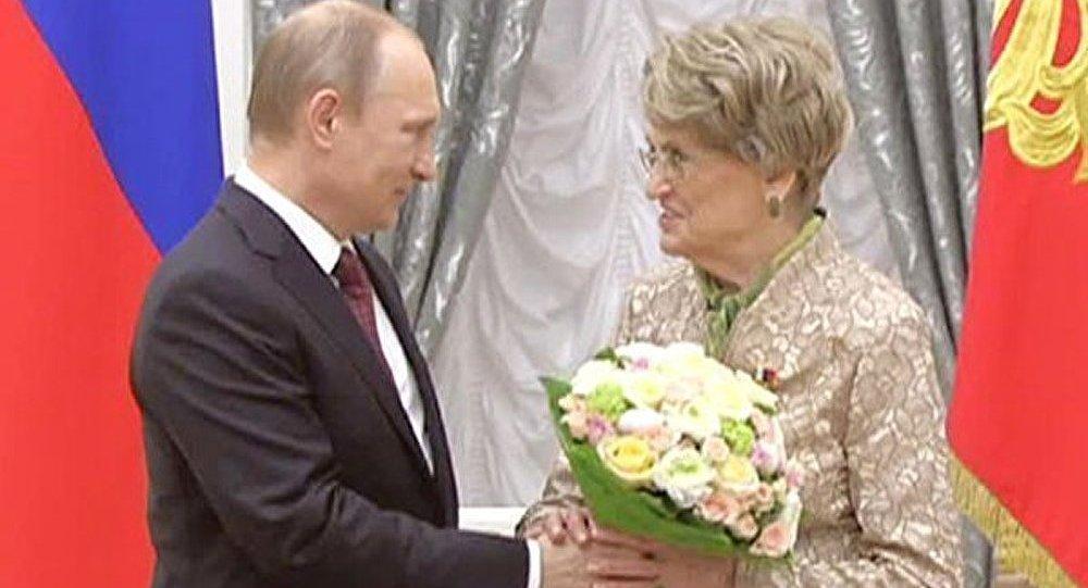 La Russie fête le 1er mai