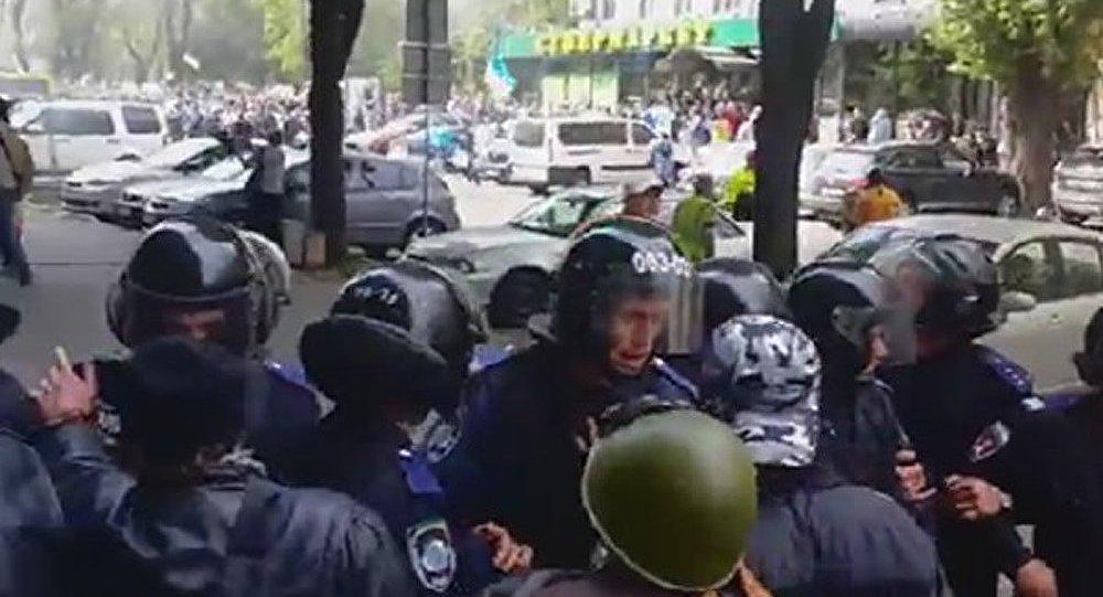 Ukraine : 37 morts dans des heurts à Odessa