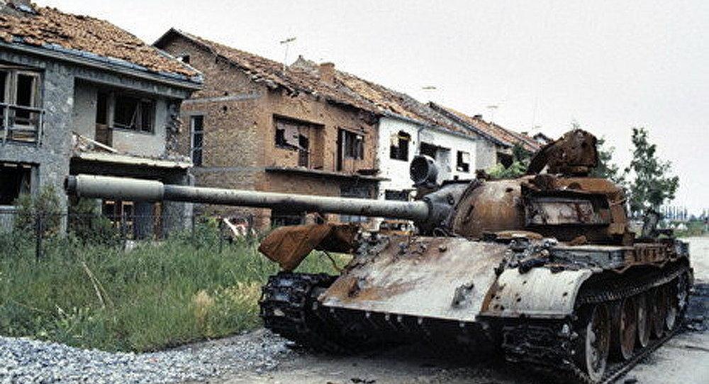 La dislocation de la Yougoslavie ou la faillite de la politique extérieure des USA