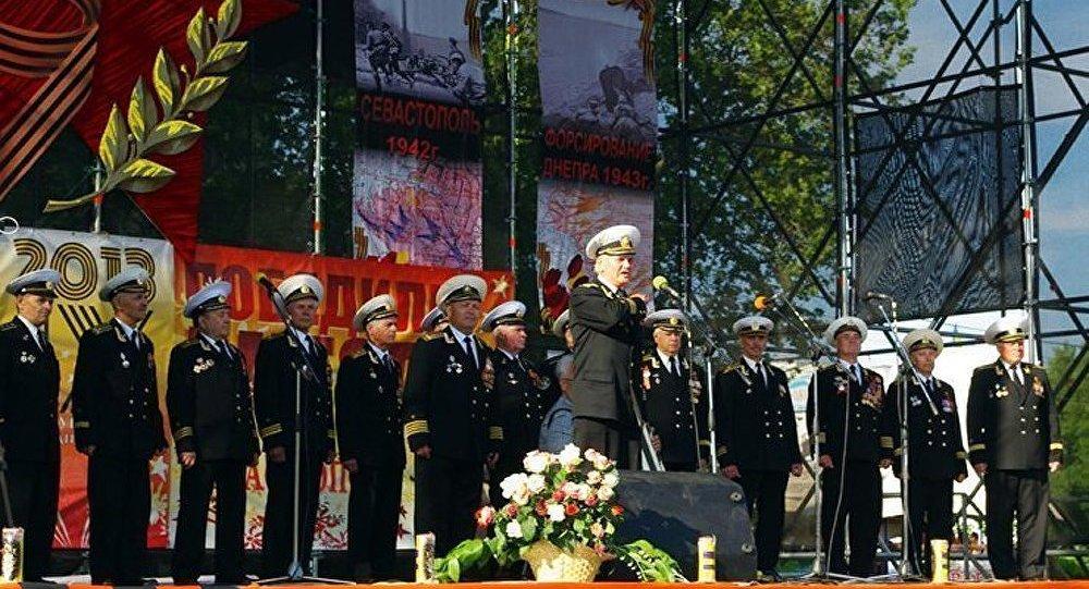 A Sébastopol, un festival pour fêter la Victoire dans la Grande guerre patriotique