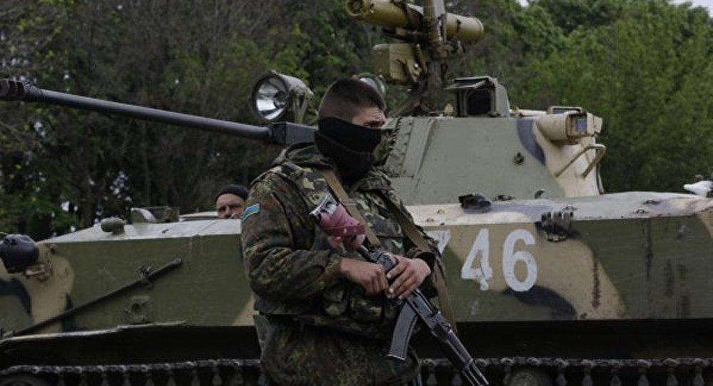 Ukraine/opération spéciale : les troupes investissent la ville de Berdyansk