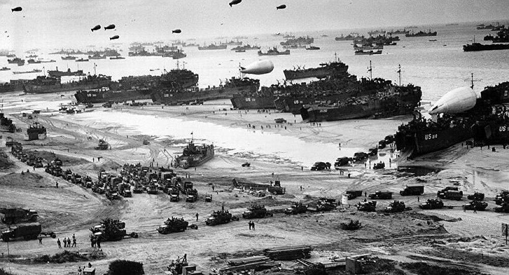 70 ans du D-DAY : quand la politique influence l'Histoire