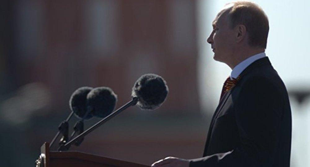 Félicitations de Vladimir Poutine à l'occasion de la Journée de la Victoire