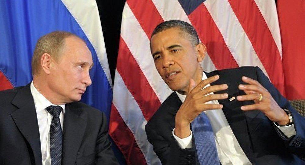 Obama ne prévoit pas un tête-à-tête avec Poutine en Normandie