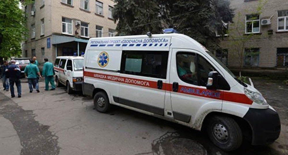 Un enfant a été grièvement blessé à Slaviansk
