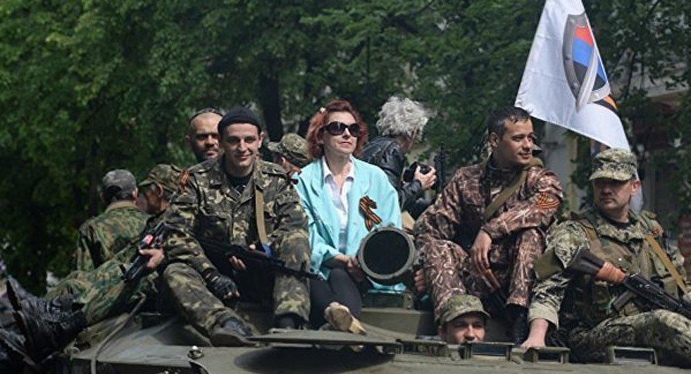 Donetsk : la milice populaire désarme et expulse 150 militaires ukrainiens