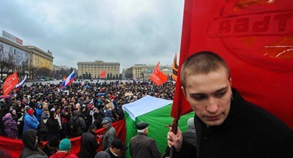 Ukraine : Kharkov annule le référendum du 11 mai