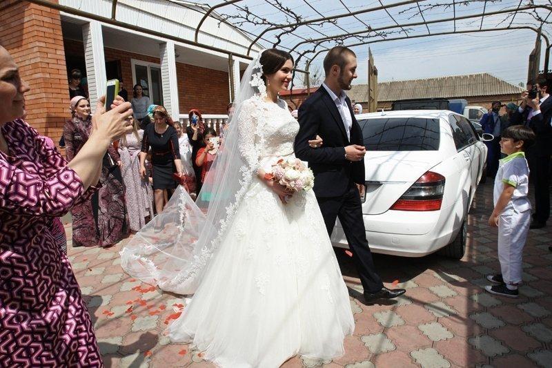 Mariée russe spéciale pour
