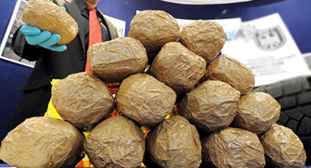 Afghanistan : 300 kilos d'héroïne saisis lors d'une opération conjointe (FSKN)