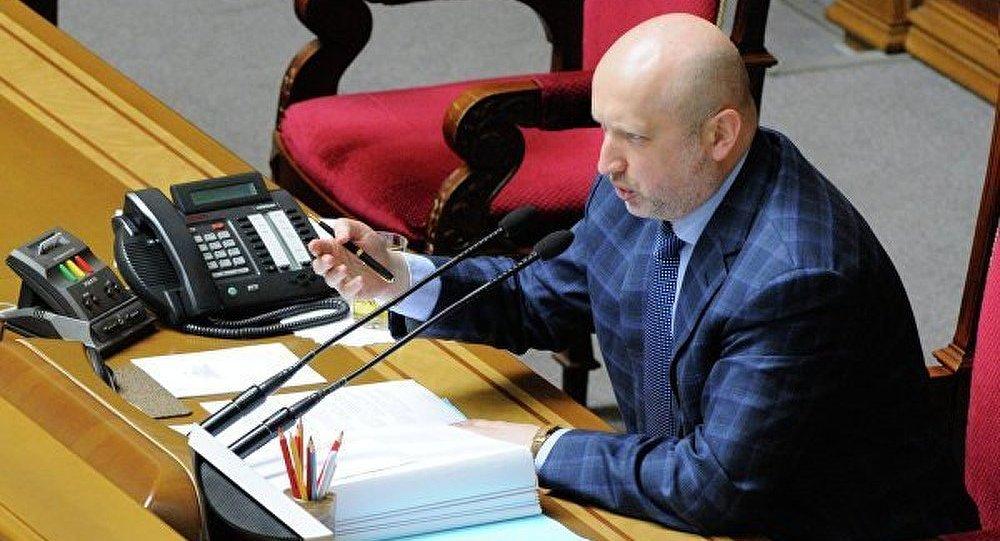 Ukraine : le président demande l'interdiction du Parti communiste