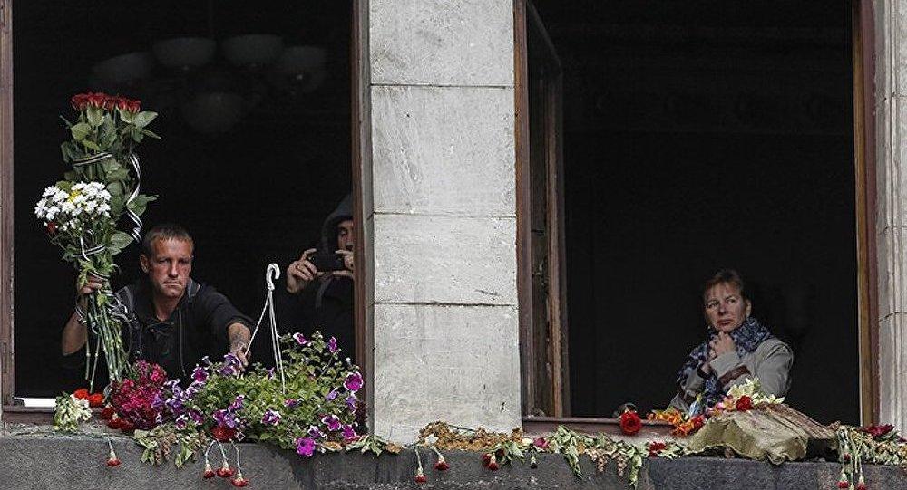 Massacre d'Odessa: Moscou réclame une enquête internationale