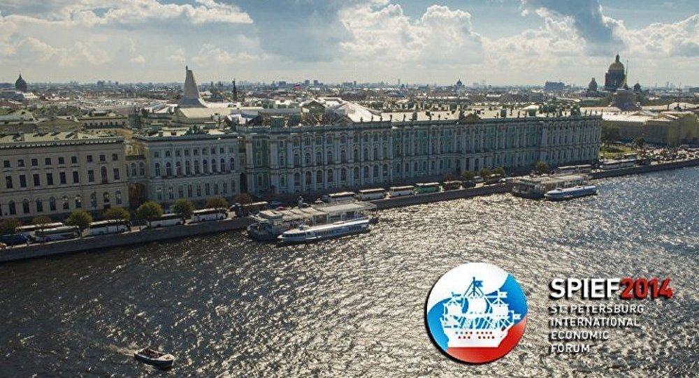 Forum de Saint-Pétersbourg: plus de 1.700 journalistes accrédités