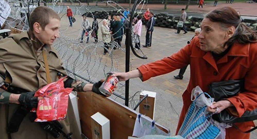 La République populaire de Lougansk demande sa reconnaissance à l'ONU