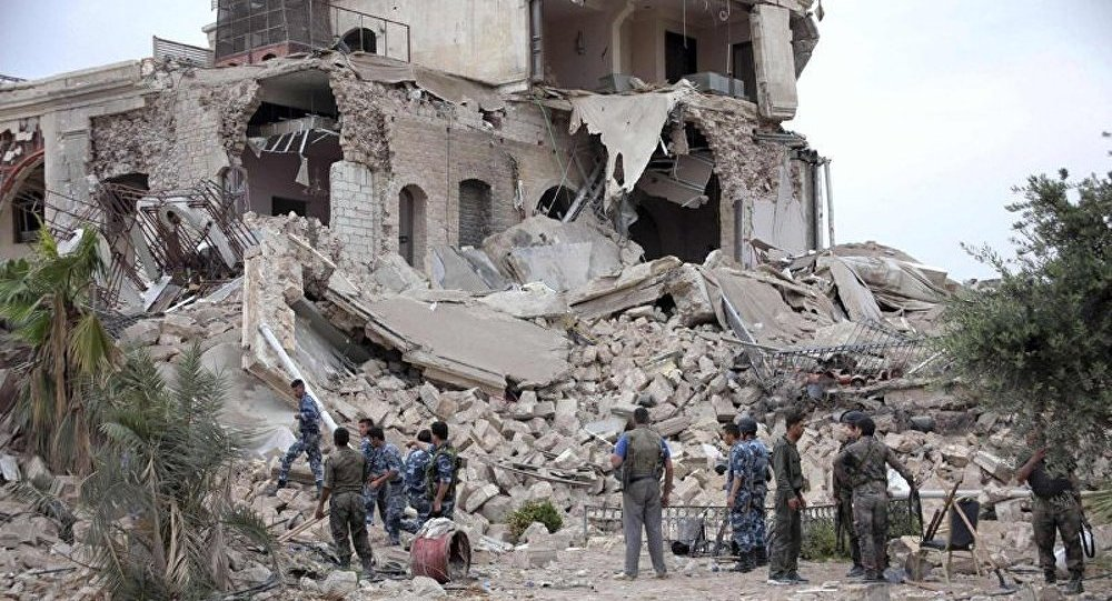 Syrie, Alep
