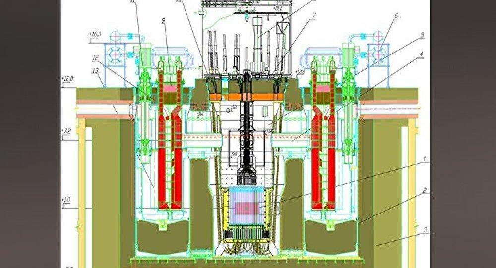 Le projet BREST-300 : nouvel axe de développement de l'énergie nucléaire