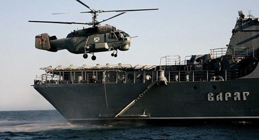 Exercices Russie-Chine : les navires en route pour la phase active