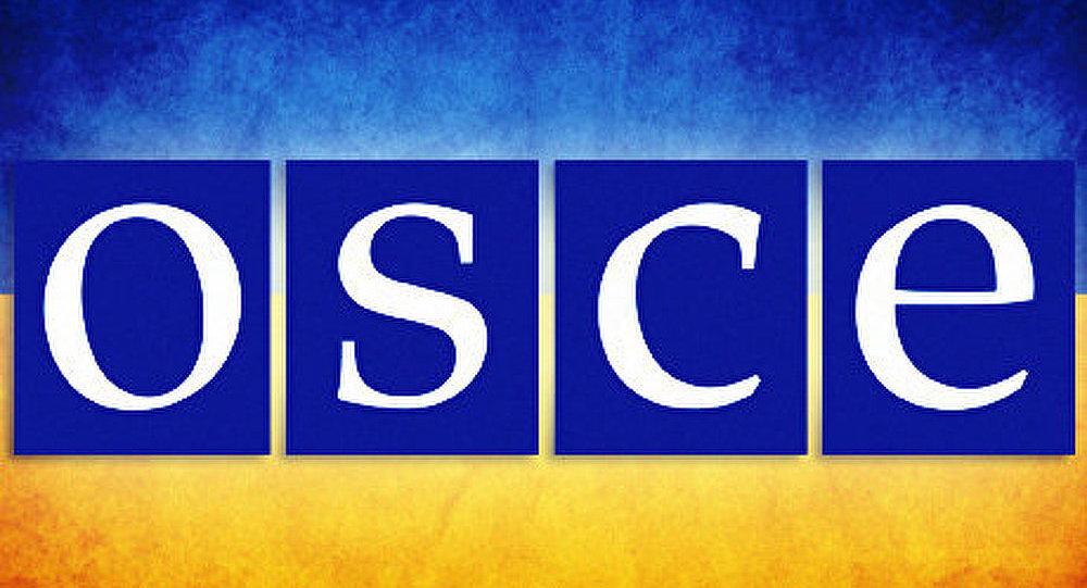 Un Russe parmi les observateurs de l'OSCE détenus en Ukraine