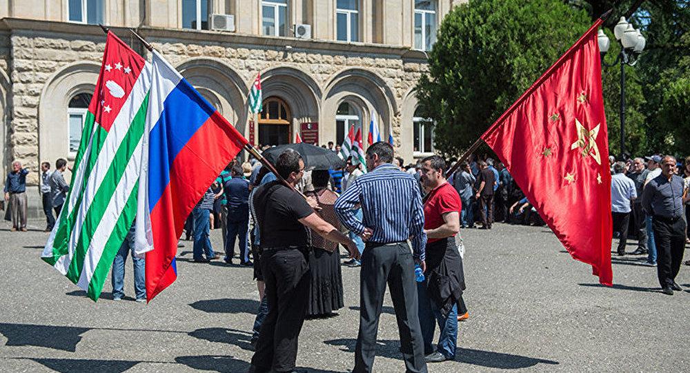 Abkhazie : l'opposition prône un nouvel accord avec la Russie