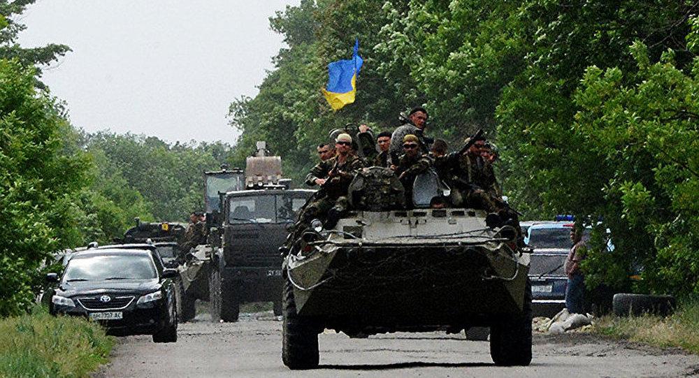 Est de l'Ukraine : Moscou préoccupé par l'escalade de la tension