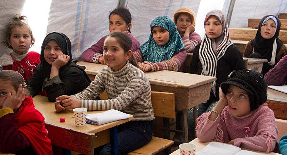 Syrie : l'enseignement du russe obligatoire à l'école (officiel)