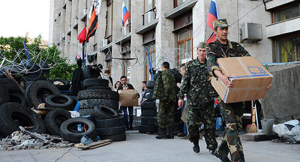 Est de l'Ukraine : Kiev refuse l'aide humanitaire russe