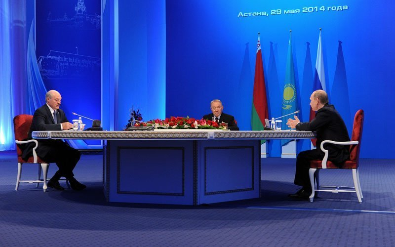 Union économique eurasiatique : l'accord est signé