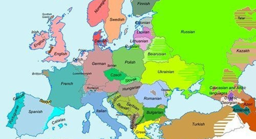 Les langues en Europe