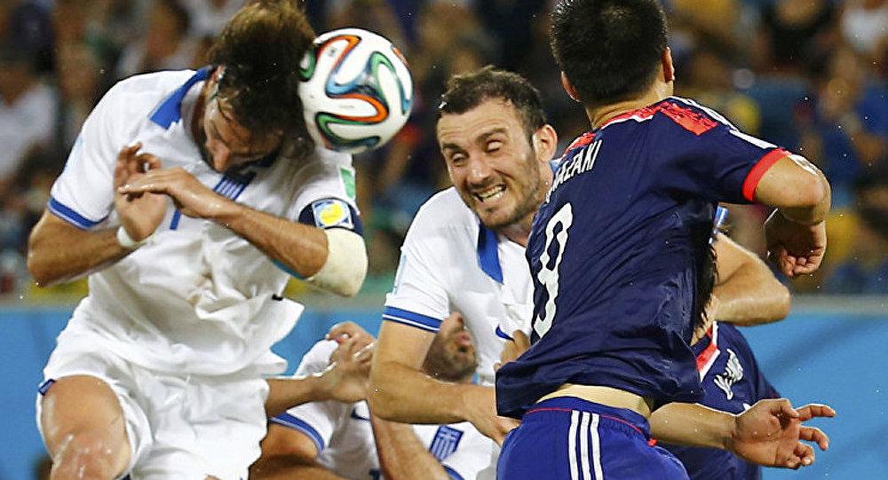 Mondial 2014 : La Colombie qualifiée après le match nul 0 à 0 entre le Japon et la Grèce
