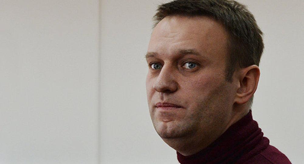L'appartement d'Alexeï Navalny perquisitionné
