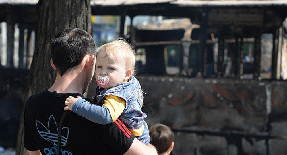 Ukraine : une catastrophe humanitaire